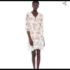 NWOT Nanette Lepore Blush/White/Multi Dress Sz 8